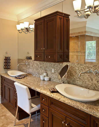 Welcome to countertops walls for Bathroom remodel norman ok