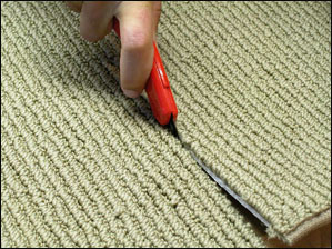 Carpet Seams