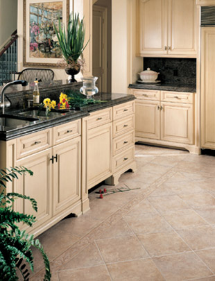Ceramic Tile Flooring Installation In Oklahoma City - Ceramic tile okc