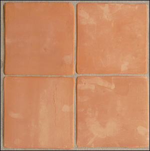unglazed ceramic tile