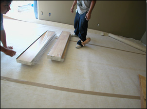 Laminate Installation | Yates Flooring Center | Lubbock TX