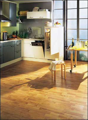 laminate kitchen floors