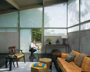 Hunter Douglas - Duette Architella honeycomb shades