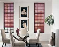 Hunter Douglas - Brilliance® pleated shades with Standard Cordlock