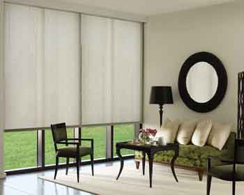 Hunter Douglas - Designer Roller Shades with Standard Clutch