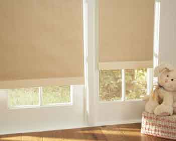 Hunter Douglas - Designer Roller Shades with Cordless system