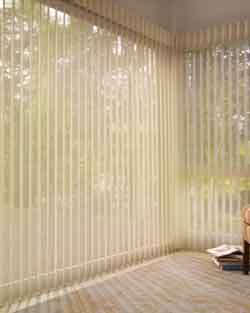 Hunter Douglas - Luminette Privacy Sheers