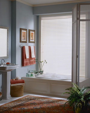 Hunter Douglas - WoodMates alternative wood blinds